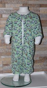 Babyschlafanzug / Strampler / Baby / Koala / grün / Halalino