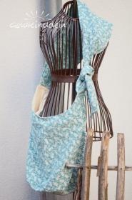 ♡ bequeme Sling-Tasche aus Tragetuch, Einzelstück! ♡ (Kopie id: 100127681)