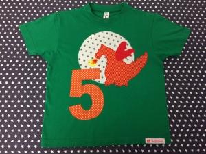 Drachenstarkes Geburtstagsshirt