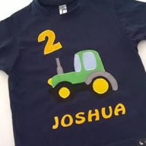 Geburtagsshirt  Traktor