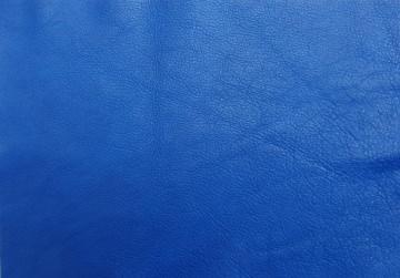 Puschenleder A2 blau (china) ✂ Lederzuschnitt A2=0,250m² - (56,00 Euro/m²)