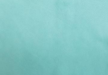 Puschenleder A2 helltürkis/mint (acqua) ✂ Lederzuschnitt A2=0,250m² - (56.00 Euro/m²)