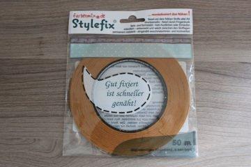 50m Stylefix von Farbenmix, doppelseitiges Klebeband 4mm breit