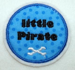 Pirat Aufnäher