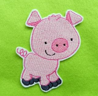 Fred das kleine Schwein