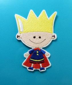 kleiner Prinz Stickerei