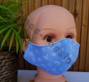 Mund und Nasen Maske Gesichtsmaske für Kinder Damen Herren - Handarbeit kaufen