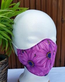 Mund und Nasen Maske Gesichtsmaske für  Damen - Handarbeit kaufen