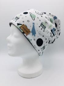 WELTRAUM Beanie, Winter Mütze, Übergangs Mütze, Frühlings Mütze