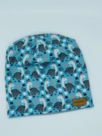 SWEET DINO Beanie, Winter Mütze, Übergangs Mütze, Frühlings Mütze