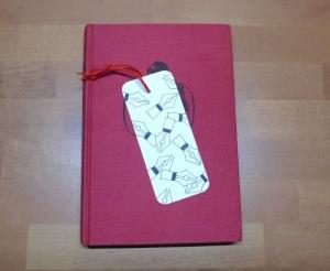 Lesezeichen - Füllerspitzen // Bookmark // Bücherwurm // Leseratte // Schreiben // Lesen