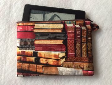 E-Reader Tasche oder flache Allzwecktasche - Handarbeit kaufen