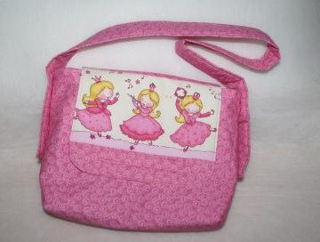 Kindergartentasche  -  Kindertasche - Prinzessin - Handarbeit kaufen