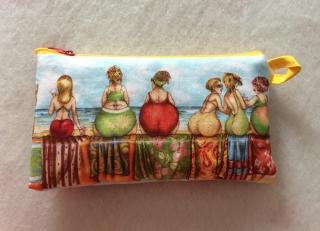 Täschchen für allerlei Mädchenkram - Fruit Ladies