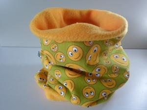 Kinder-Loop Schal Schlauchschal *Goldener Anfang* von friess-design