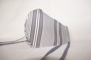 Mundmaske Nasenmaske Behelfsmaske aus Baumwolle füt Herren von friess-design