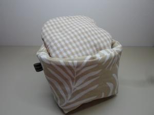 Eierkörbchen/ Eierwärmer *Tuscolana* Baumwolle mit Deckel nach Wahl von friess-design