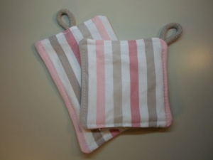 Spültücher/ Spülschwamm/ Spülpad Leinen/ Baumwolle 2 Stück - Handarbeit kaufen