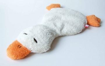 Kirschkernkissen Ente orange (DAS ORIGINAL) ♥ Wärmekissen