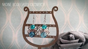 - Ohrhänger Engel - Schutzengel Ohrringe