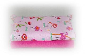Hängematte 30x40cm Rosa Flamingo für Meerschweinchen