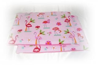 Auflage 30x40cm ♥ Rosa Flamingo ♥ für Hängemattengestell