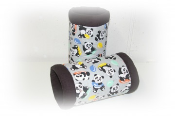 Kuschelrolle Little Panda für Meerschweinchen