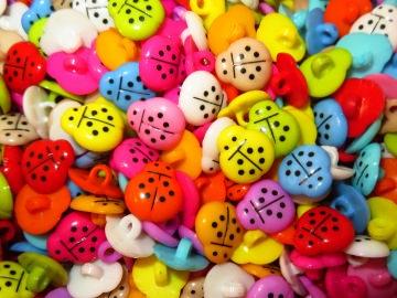 10 bunte Kinderknöpfe Ösenknöpfe Marienkäfer Ladybug Knöpfe zum Basteln und nähen  (Kopie id: 30834) (Kopie id: 30849) (Kopie id: 30854) (Kopie id: 30861) (Kopie id: 30867) - Handarbeit kaufen