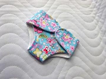 Puppenkleidung Stoffwindel Windel für Weichkörper Puppen gr. 32-38 cm - Handarbeit kaufen