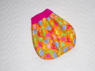 Puppenkleidung Schlafsack Strampelsack Pucksack ca. 24-29 cm