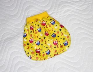 Puppenkleidung Schlafsack Strampelsack Pucksack Handgemacht von KaPuMo ca. 17-23 cm - Handarbeit kaufen