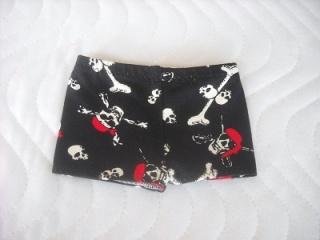 Slip, Unterhosen, Panty Unterwäsche, Pirat ca. 43 cm   - Handarbeit kaufen