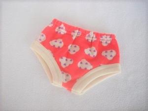 Handgemachte Unterwäsche für Puppen Slip, Unterhosen in ca. 43 cm   - Handarbeit kaufen