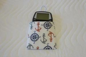 Fahrradcomputer E-Bike Schutz-Tasche,  Transporttasche, Aufbewahrung, Schutzhülle, Etui  - Handarbeit kaufen