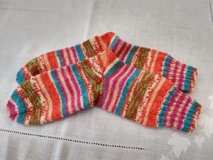 Handgestrickte Socken Gr. 36/37    - Handarbeit kaufen