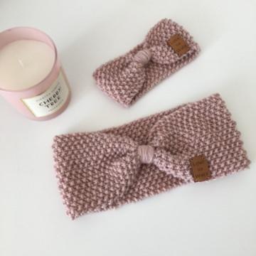 ELLI My Size - Stirnband im Schleifenlook  - Handarbeit kaufen