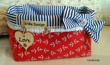 ♥Krimskrams Box♥ maritim handmade BriKe Design