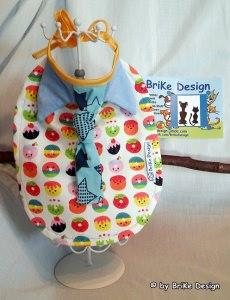 ♡Lätzchen Krawatte Cupcake♡ handmade BriKe Design  - Handarbeit kaufen