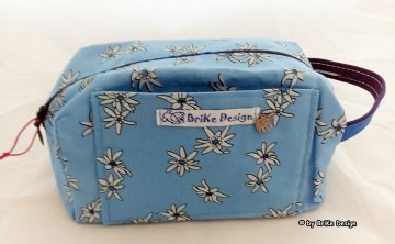 ☀Reise-Krimskrams-Tascherl Edelweiss☀ handmade BriKe Design - Handarbeit kaufen