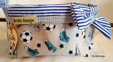 ♥Krimskrams Box Sport♥ handmade BriKe Design   - Handarbeit kaufen