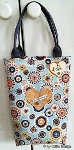 ♥Kärntner herziges Taschale♥ Geschenke ganz besonders verpacken! handmade BriKe Design