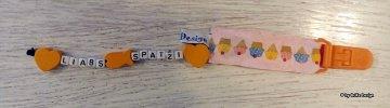 ♡Band♡liabs-Spatzi♡ handmade BriKe Design   - Handarbeit kaufen