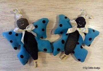 ♡Schmetterlingskinder-Zwillingsjungs♡ für Babys und Kids zum Liebhaben und Kuscheln! handmade BriKe Design