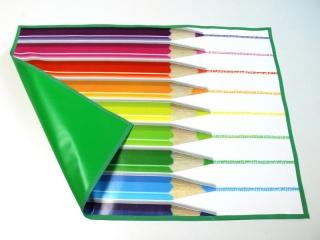 Schreibtischauflage zum Schulanfang