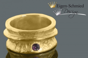 Goldschmiede Ring