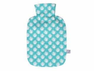 Wärmflaschenbezug in türkis mint für 2l Wärmflasche     (Kopie id: 100106909)