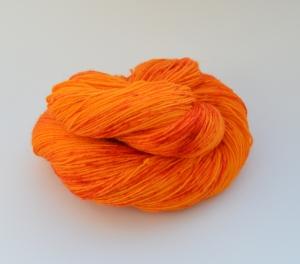 Merino Sockyarn Base - 4 fädig - handgefärbt - LL 420/100g - Handarbeit kaufen
