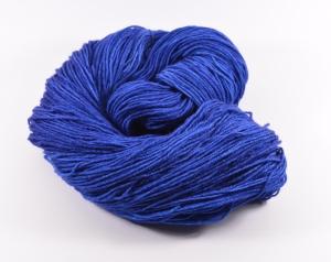 150 g Merino Sockyarn Base -  6 fädige Sockenwolle - handgefärbt - LL420 Meter -  Color: Marine - Handarbeit kaufen