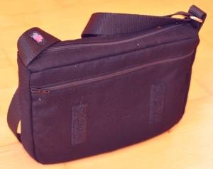 Handtasche Buntklee mit Wechselklappe - Grundtasche
