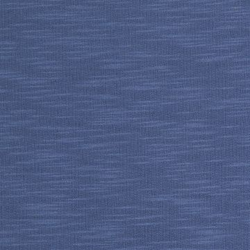 Slub-Sweat Thorben meliert angeraut, jeansblau
